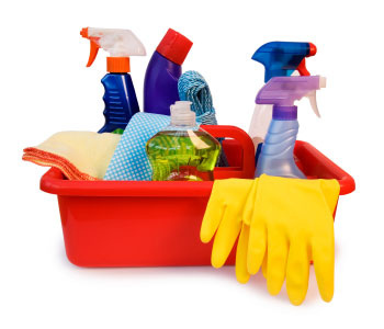 Decoding Green Cleaning Products