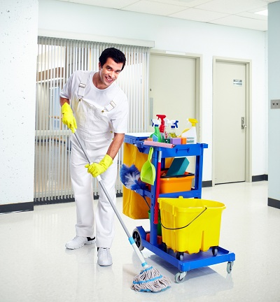 The Hidden Dangers of Commercial Cleaning Residue