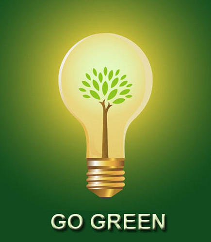 "71% of American Consumers Care About ""Going Green"""