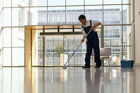 GS-42: The Commercial Cleaning Standard