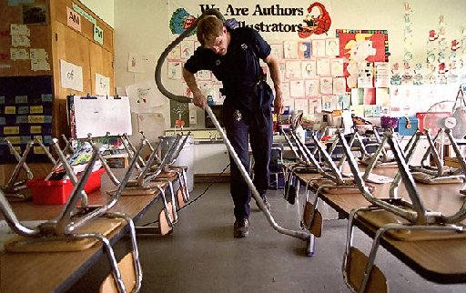 Deep Clean Your School This Summer